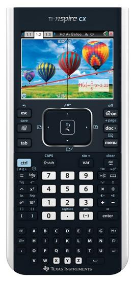 Texas Instruments TI-Nspire™ CX Handheld
