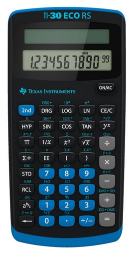 Texas Instruments Ti 30 ECO RS Solar