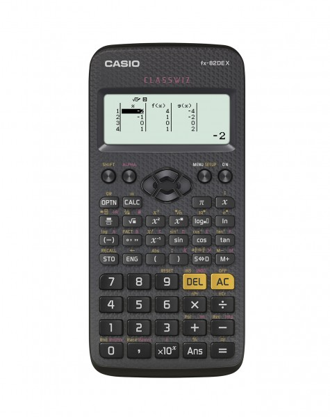 Casio FX 82 DE X Classwiz Modell 2020
