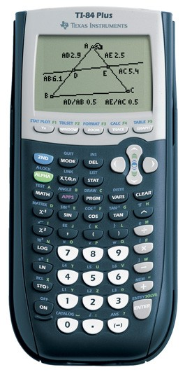 Texas Instruments Texas Ti 84 Plus