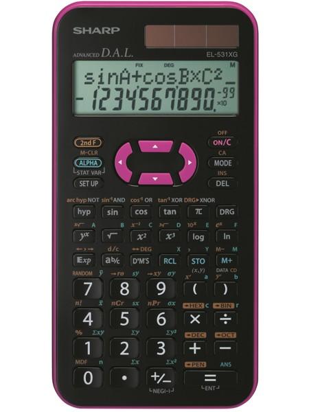 Sharp EL 531-XGPK Pink