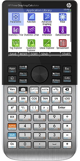 Hewlett-Packard HP Prime G2 2AP18AA