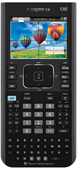 Texas Instruments TI-Nspire™ CX CAS Handheld