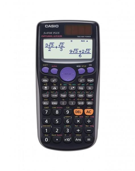 Casio FX 87 DE Plus
